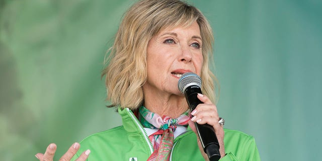 Olivia Newton-John gave a new update concerning her health.