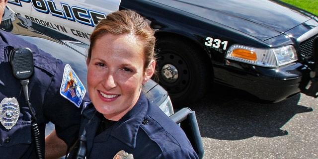 Officer Kim Potter.
