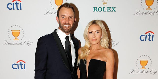 Paulina Gretzky and longtime fiancé Dustin Johnson have been engaged since 2013.