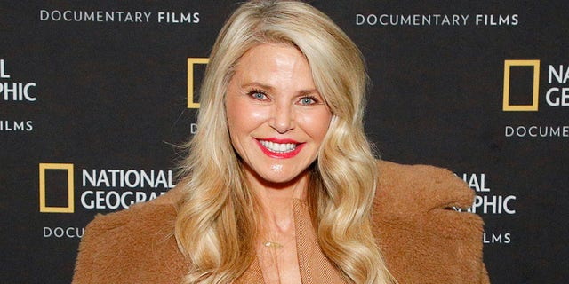 Christie Brinkley announced earlier this year that she had hip replacement surgery and is feeling great.