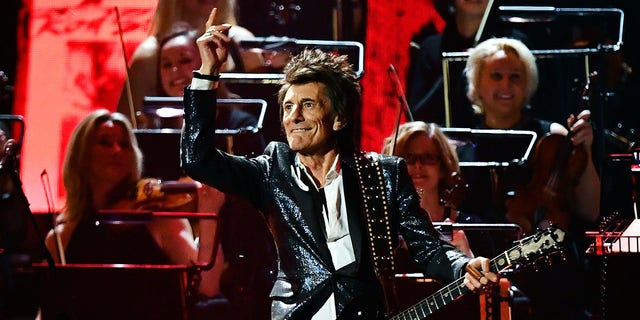 Ronnie Wood said he's eager to hit the road again.