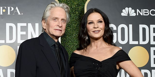 Michael Douglas and Catherine Zeta-Jones tied the knot in late 2000.