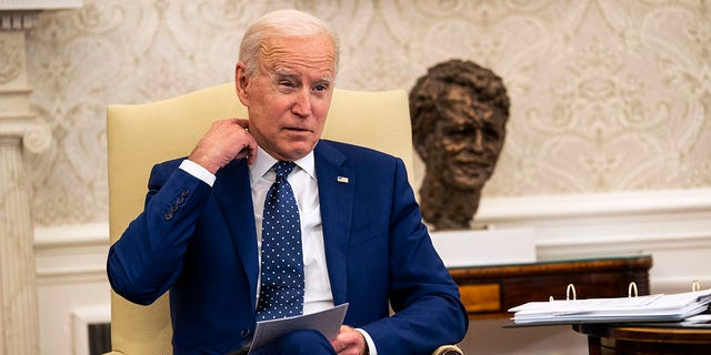Biden ignores $1B in riot damage while praising George Floyd protesters after Chauvin conviction