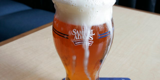 """""""Sam Adams hopes drinkers will get back to supporting the bars and restaurants they love,"""" the beer brand said of the pitch. """"So if you get vaccinated against Covid-19, we'll buy your first beer back!"""""""