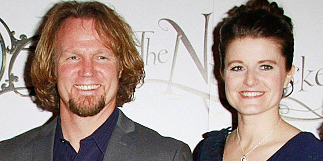 Kody Brown and his fourth wife Robyn Brown.