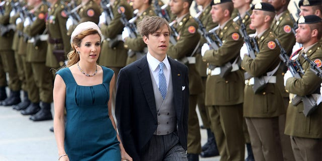 Prince Louis of Luxembourg was previously married to Tessy Antony de Nassau from 2006 tot 2019.