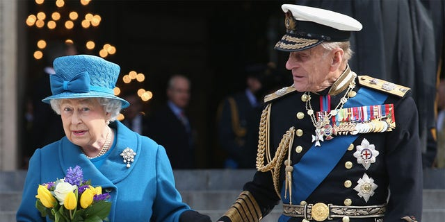 Prince Philip, Queen Elizabeth's lasting marriage was based on 'mutual respect' and 'space,' source says.jpg