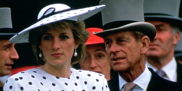Prince Philip and Prince Harry's mother Princess Diana exchanged heartwarming letters before her death in 1997 年齢で 36.