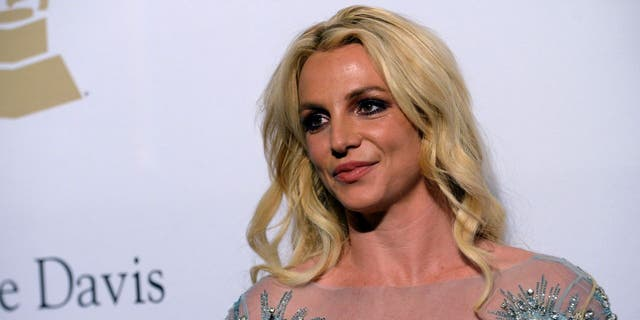 Britney Spears addressed fan questions regarding her recent dance routine and the red refrigerator she shared on Instagram. (Scott Dudelson/Getty Images)