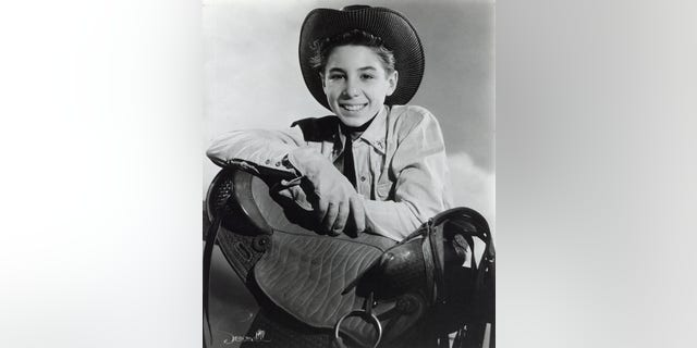 In 'The Rifleman,' Johnny Crawford played Mark McCain, son of Civil War veteran Lucas McCain, played by Chuck Connors.