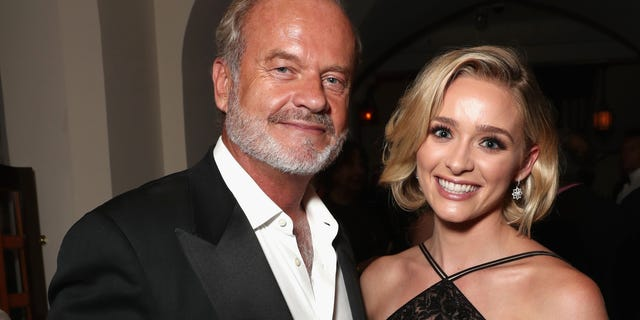 Greer Grammer is the daughter of actor Kelsey Grammer and makeup artistBarrie Buckner. (Photo by Todd Williamson/Getty Images for Amazon Studios)