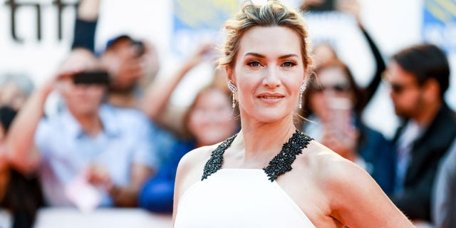 Kate Winslet is calling out Hollywood and reflecting on her own career. (Photo by Rich Fury/Getty Images)