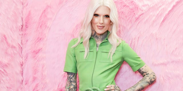 Jeffree Star has been hospitalized following a 'severe car accident.'