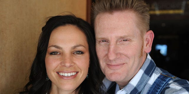 Rory Feek lost his wife Joey to cancer in 2016.