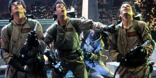 Bill Murray starred alongside Harold Ramis and Dan Aykroyd in the 'Ghostbusters' movies.