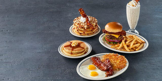 Bacon is getting its own menu at IHOP