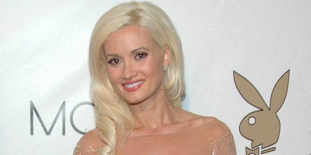 Holly Madison said that she is not in contact with Kendra Wilkinson. (Photo by Bruce Gifford/FilmMagic)