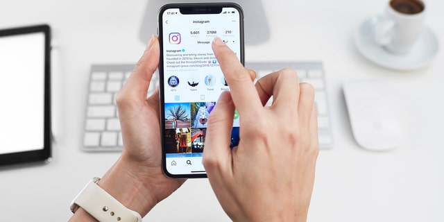 """Instagram has apologized after a new search function on the app reportedly promoted dieting terms such as """"fasting"""" and """"appetite suppressants"""" to some users."""