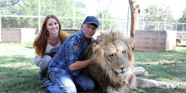 Jeff Lowe is being sued for alleged violations of the Endangered Species Act (ESA) and the federal Animal Welfare Act (AWA). (Getty Images)