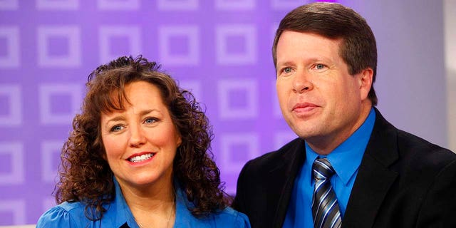 Michelle Duggar and Jim Bob Duggar have spoken out about their son's arrest. (Photo by Peter Kramer/NBCU Photo Bank/NBCUniversal via Getty Images)