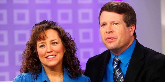 Michelle Duggar and Jim Bob Duggar are parents of 19 children.