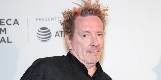 John Lyndon aka Johnny Rotten, spoke out against 'cancel culture.'
