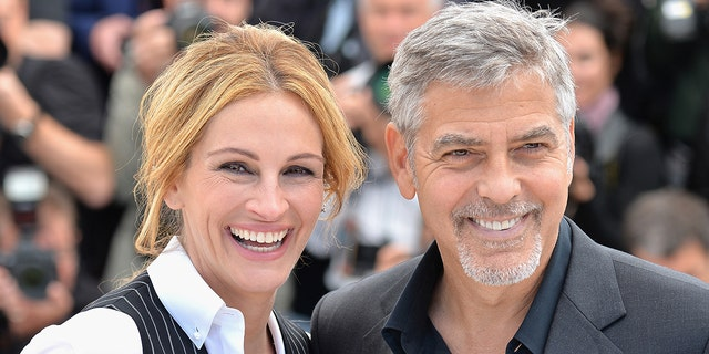 Actors Julia Roberts (Julia Roberts) and George Clooney (George Clooney) plan to star in the rom-com movie