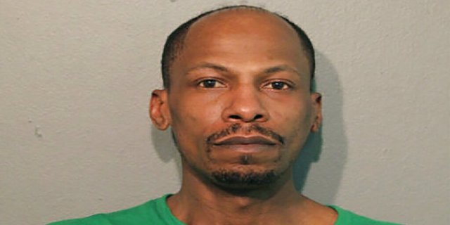 Jushawn Brown has been charged with unlawful use of a firearm by a felon in connection with the shooting on Tuesday that wounded a 21-month-old boy who was riding in a car with him on Chicago's famed Lake Shore Drive. (AP/Chicago Police Department)