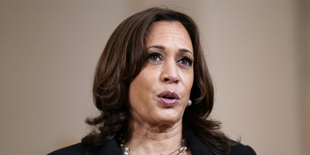 Kamala Harris, questioned on border crisis, snaps at TV interviewer: 'I'm not finished'