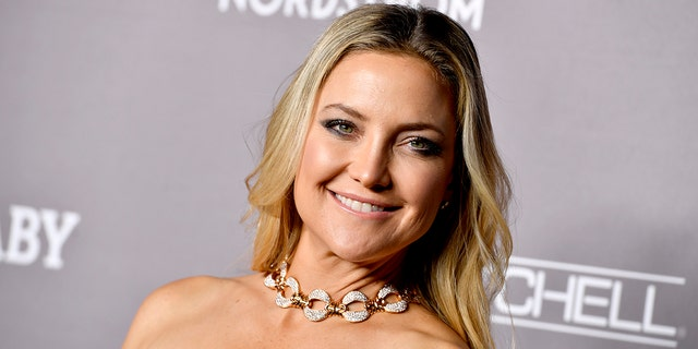 Kate Hudson recently shared a workout routine to Instagram as well. (Foto di Frazer Harrison / Getty Images)