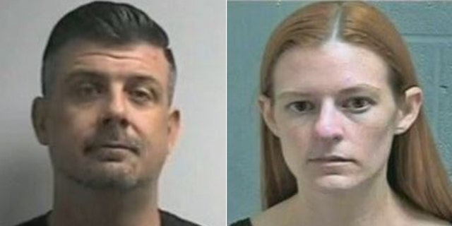 Barry Titus andKeegan Harroz are facing murder charges in the death of his ex-girlfriend and the ex's parents.