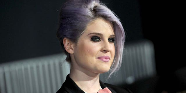 Kelly Osbourne also addressed falling off the wagon, her weight loss and her happy relationship. (Photo by Kevin Winter/Getty Images)