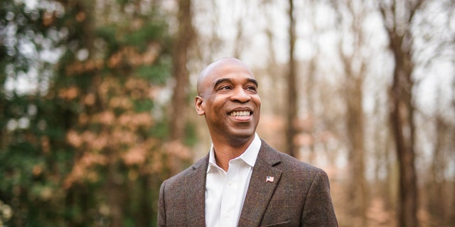 Georgia Republican Senate candidate Kelvin King