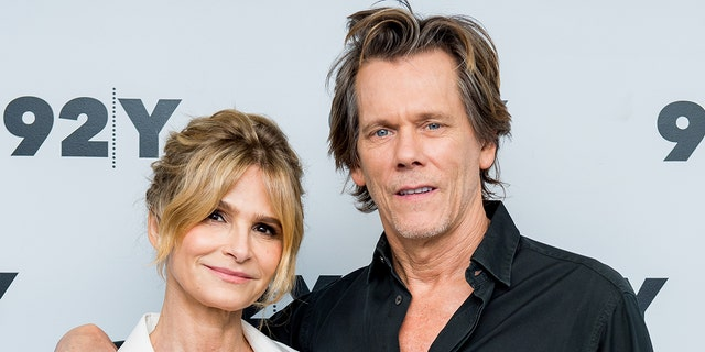 Kyra Sedgwick and Kevin Bacon have now been married for 32 年份. (摄影:Roy Rochlin / Getty Images)