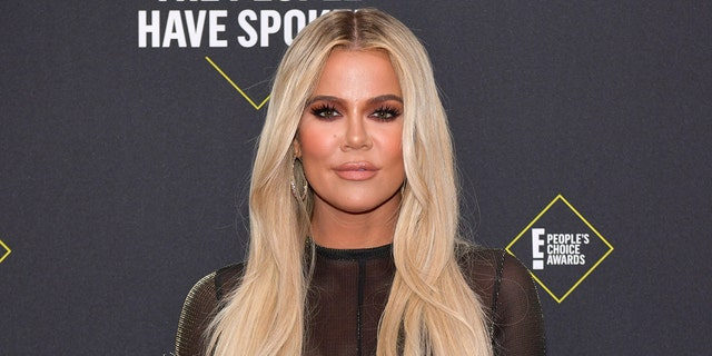 Khloé Kardashian said it's 'almost unbearable trying to live up to the impossible standards that the public have all set for' her. (Photo by Rodin Eckenroth/WireImage)