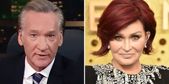 Bill Maher, Sharon Osbourne rail against cancel culture, 'snitches' at 'The Talk': We don't need 'reeducation'.jpg