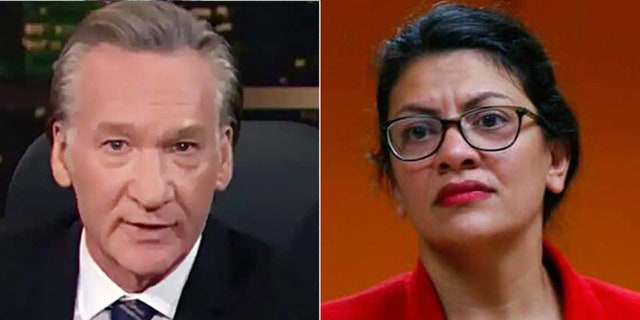 Bill Maher rips Rashida Tlaib's 'no more policing' rhetoric: 'Achilles heel' for Dems is 'common sense'.jpg