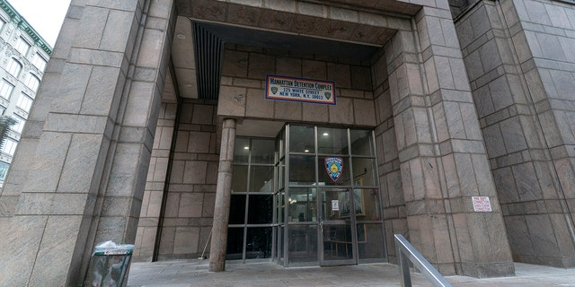 The Manhattan Detention Complex, where the incident occurred in November 2020. (Getty Images)