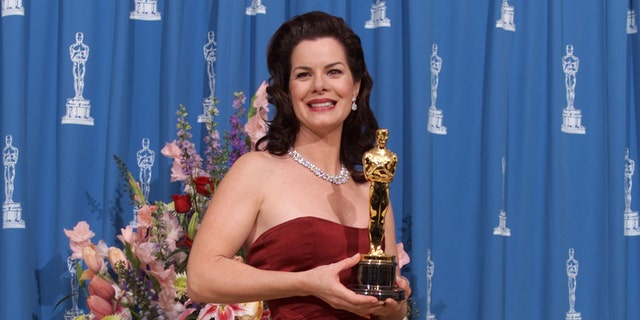 Marcia Gay Harden won an Oscar in 2001 for her role in 'Pollock.' (Getty Images)