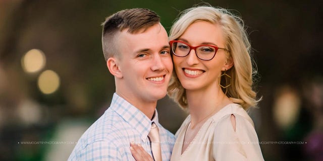 In an epic first for McCaffry Photography,Jasmine Padgett and Nick Reynolds immediately hit it off and got engaged six months later.