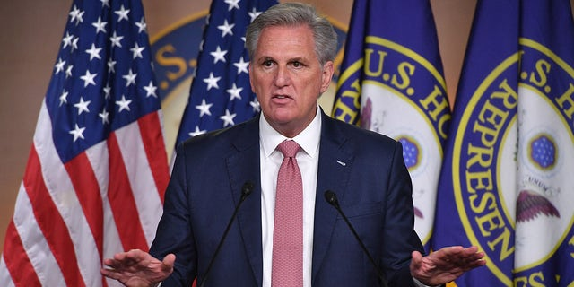 McCarthy Says Biden Pulled a 'Bait and Switch' from Moderate to Socialist