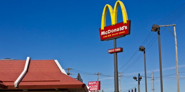 A former McDonald's manager in Connecticut was arrested on Thursday for allegedly stealing$18,830.25 from the restaurant, police said. (iStock)