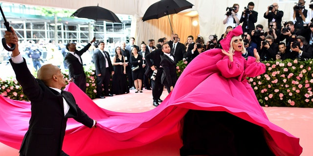 Lady Gaga attends The Metropolitan Museum of Art's Costume Institute benefit gala on May 6, 2019, in New York. The Metropolitan Museum of Art announced Monday that the annual high-wattage celebration of both fashion and celebrity -- held virtually in 2020 because of the pandemic -- will return in person, first in September, then again on its usual date on the first Monday in May.
