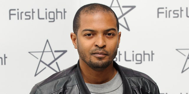 FILE - In this Tuesday, March 15, 2011 file photo, British actor Noel Clarke arrives for the First Light Awards at a central London venue. (AP Photo/Jonathan Short, File)