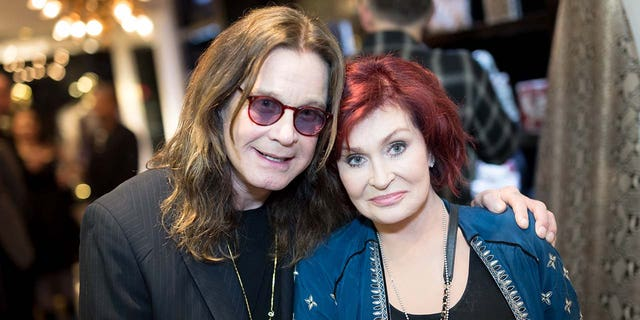 Ozzy Osbourne has spoken out following Sharon Osbourne's exit from 'The Talk.' (Photo by Greg Doherty/Getty Images)