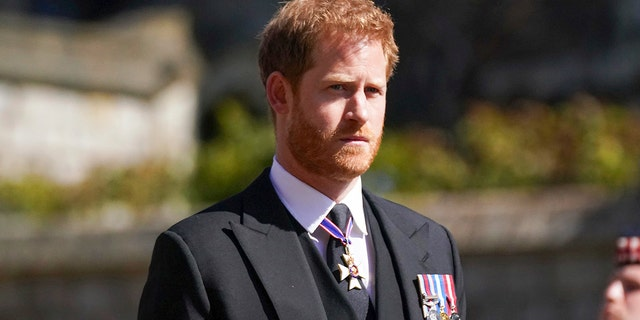 Prince Harry has since returned to California.