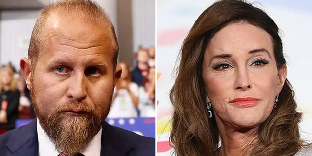 Brad Parscale, former campaign manager for Donald Trump and Caitlyn Jenner.
