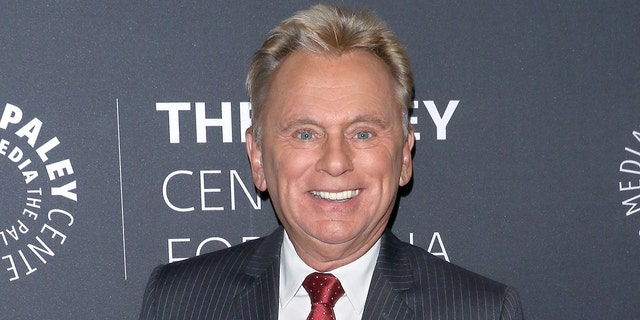 Pat Sajak said the answer to a 'Wheel of Fortune' puzzle out loud while a contestant was guessing. (Photo by Jim Spellman/WireImage)