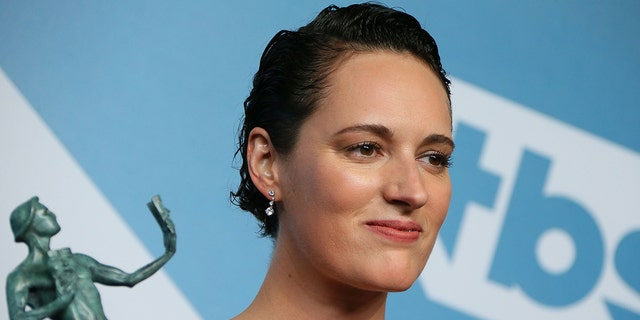 'Indiana Jones 5' taps Phoebe Waller-Bridge as female lead opposite Harrison Ford.jpg