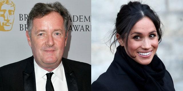Piers Morgan dubbed Meghan Markle 'Princess Pinocchio' in latest rebuke.